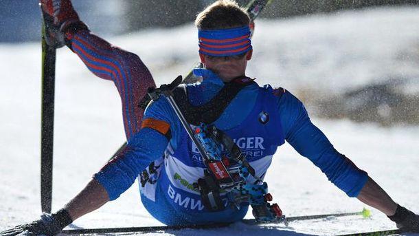 Биатлон в России страдает из-за допинга