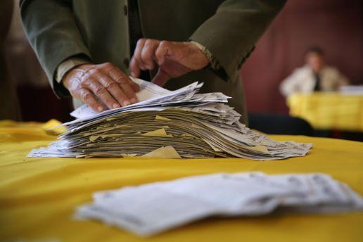 Выборы на оккупированных территориях