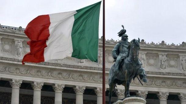 Італія звернулась по допомогу до Росії