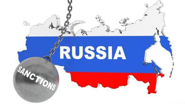 Росія і сакції