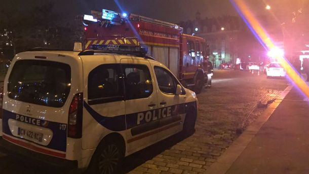 Вибух у Парижі