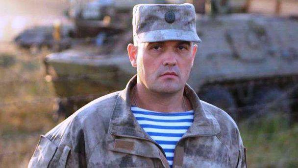 Полковник Олег Кузьминых
