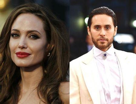 Анделина Джоли встречается с Джаредом Лето