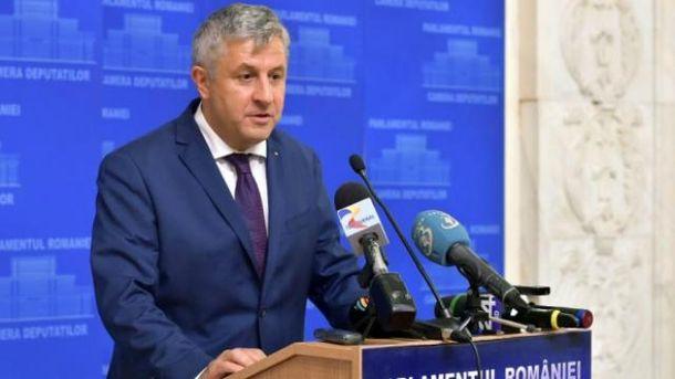Флорін Іордаче пішов з посади міністра юстиції