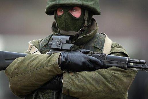 Зеленых человечков в Крым Россия планировала сослать еще в 2013 году