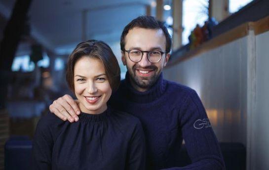 Анастасия Топольская и Сергей Лещенко