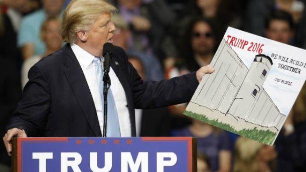Трамп озвучував майже вдвічі меншу суму