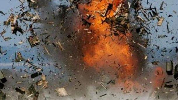 На Донбассе прогремели мощные взрывы