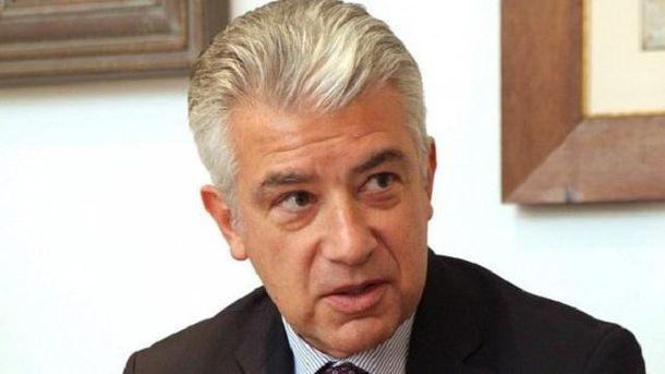 Посол Германии Эрнст Райхель