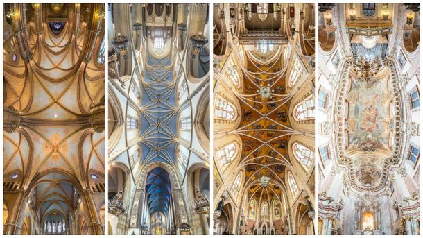 Панорами церков