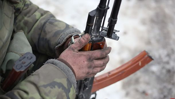 Два українських військових зазнали поранень