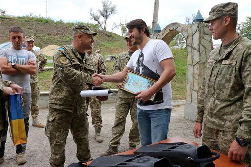 Сергій Притула неодноразово допомагав ЗСУ