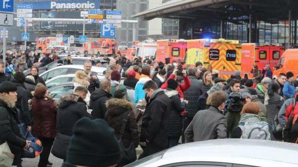 У Гамбурзі – евакуація в аеропорту