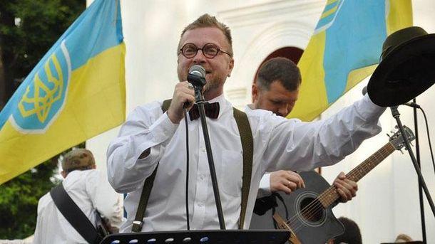 Антон Мухарський