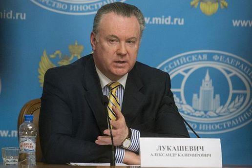 Александр Лукашевич признал, что выборы в Донбассе пока провести невозможно