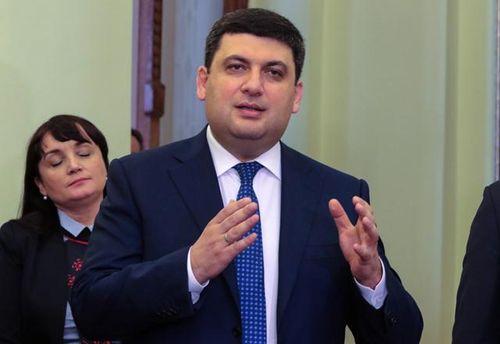 Владимир Гройсман пояснил, почему нельзя блокировать уголь из оккупированного Донбасса