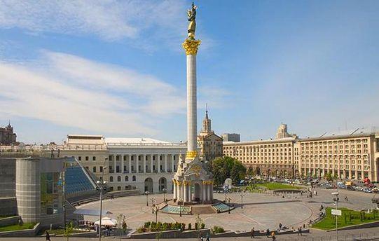 Организаторы блокады торговли с Донбассом соберут вече на Майдане