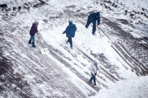 Негода в Україні не відступає