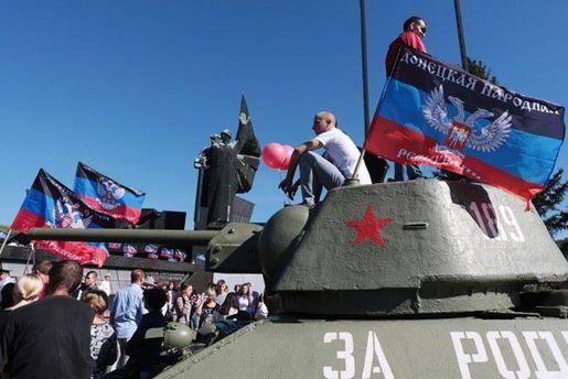 На Донбассе украинцам сейчас не рады