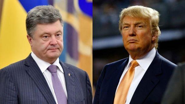 З чим  Петро Порошенко  поїде до Дональда Трампа?