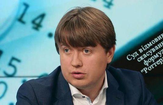 Андрей Герус рассказал о махинациях с углем из зоны АТО