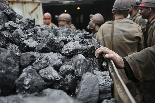 Україні може забракнути вугілля в разі введення надзвичайного стану