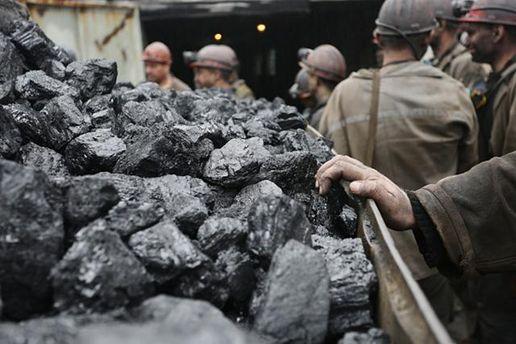 Украине может не хватить угля в случае введения чрезвычайного положения