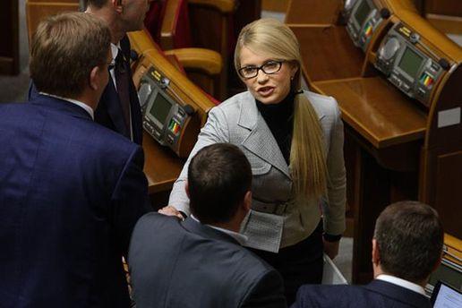 Тимошенко звернеться до суду, щоб звільнити Гройсмана