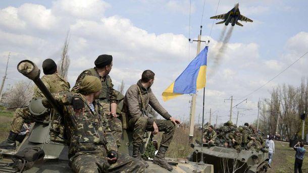 Відлуння війни на Донбасі