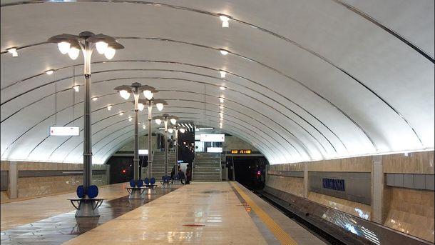Новые станции киевского метро
