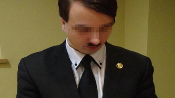 Двойник Гитлера