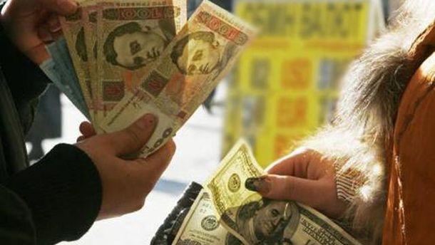 Гривна отыграла у доллара еще несколько копеек