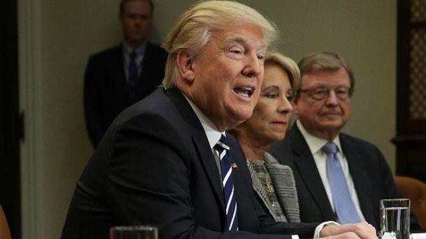 В Белом доме уже кадровые перестановки