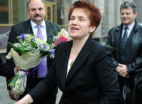 Людмила Янукович имеет свой бизнес в Крыму