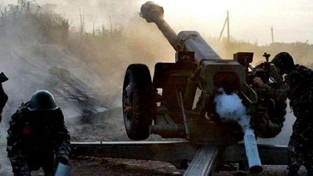 122-миллиметровая артиллерия