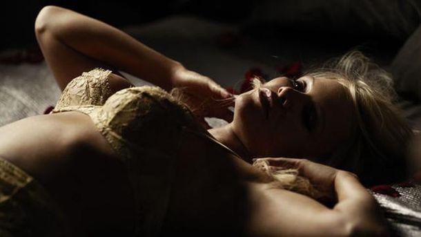 Памела Андерсон в рекламі Coco de Mer
