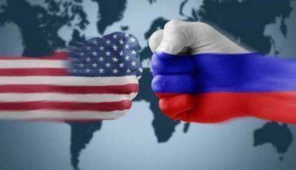 США  –  Россия