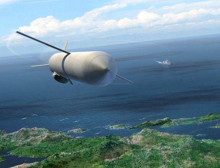 Крылатая ракета (иллюстративное фото)