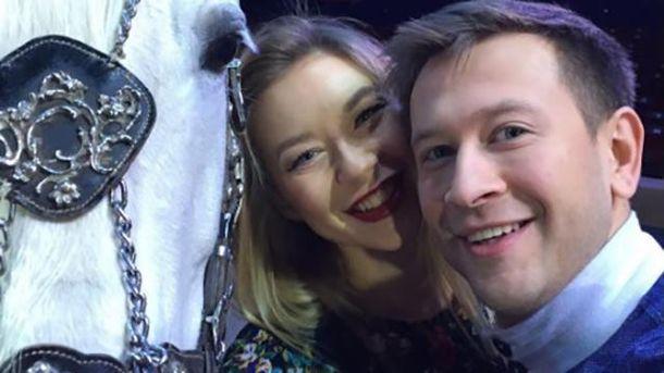 Полина Логунова и Дмитрий Ступка станут родителями