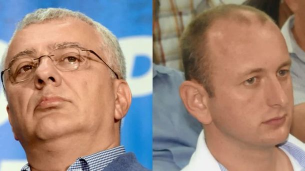Андрей Мандыч и Милана Кнезевич