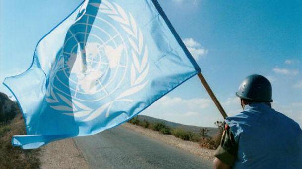 Миссия ООН может помочь в освобождении заложников на Донбассе
