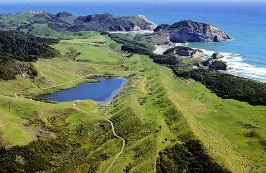 Нова Зеландія і Нова Каледонія - це насправді континент
