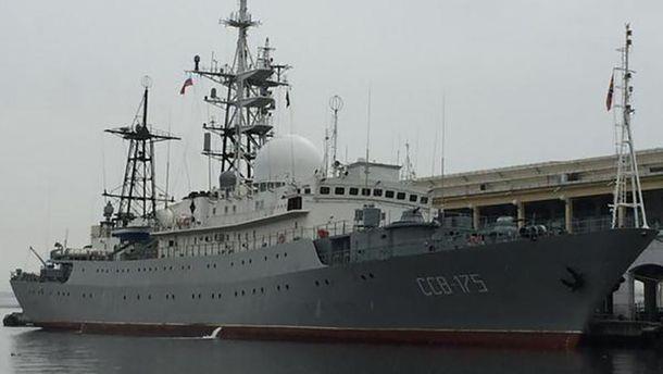 Розвідувальний корабель