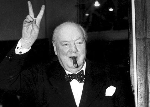 Вінстон Черчилль вірив у позаземне життя