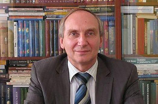 Ученый из Донецка Игорь Козловский уже 2 года сидит в плену боевиков