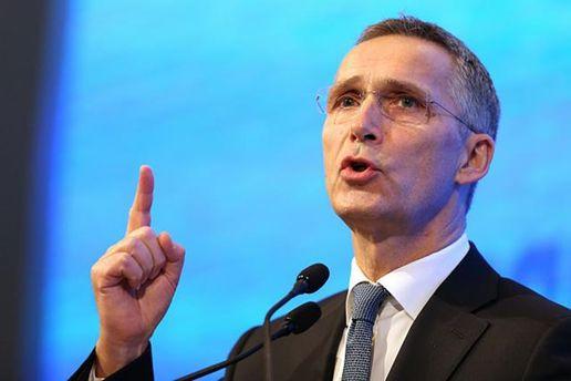Єнс Столтенберг обіцяє посилити присутність НАТО у Чорному морі