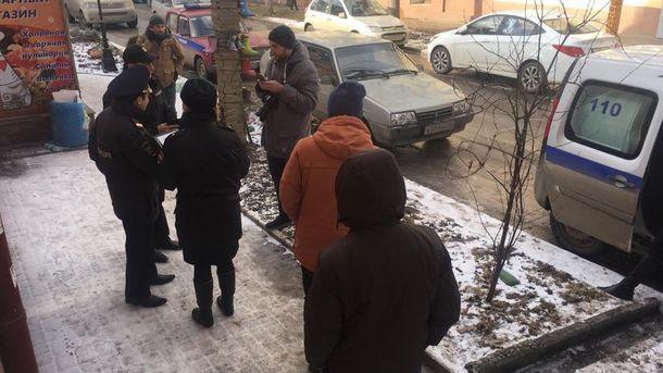 Окупанти Криму перевіряють документи у знімальної групи СТБ