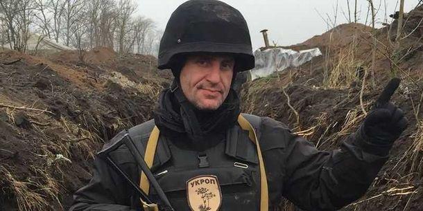 Советник главы МВД Зорян Шкиряк