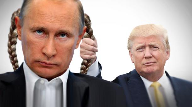 Что заставило Трампа сделать жесткое заявление по Крыму?