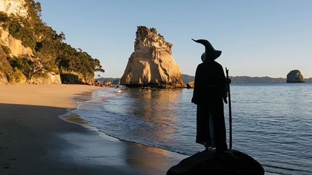 Акіл Суасо оригінально показав Нову Зеландію